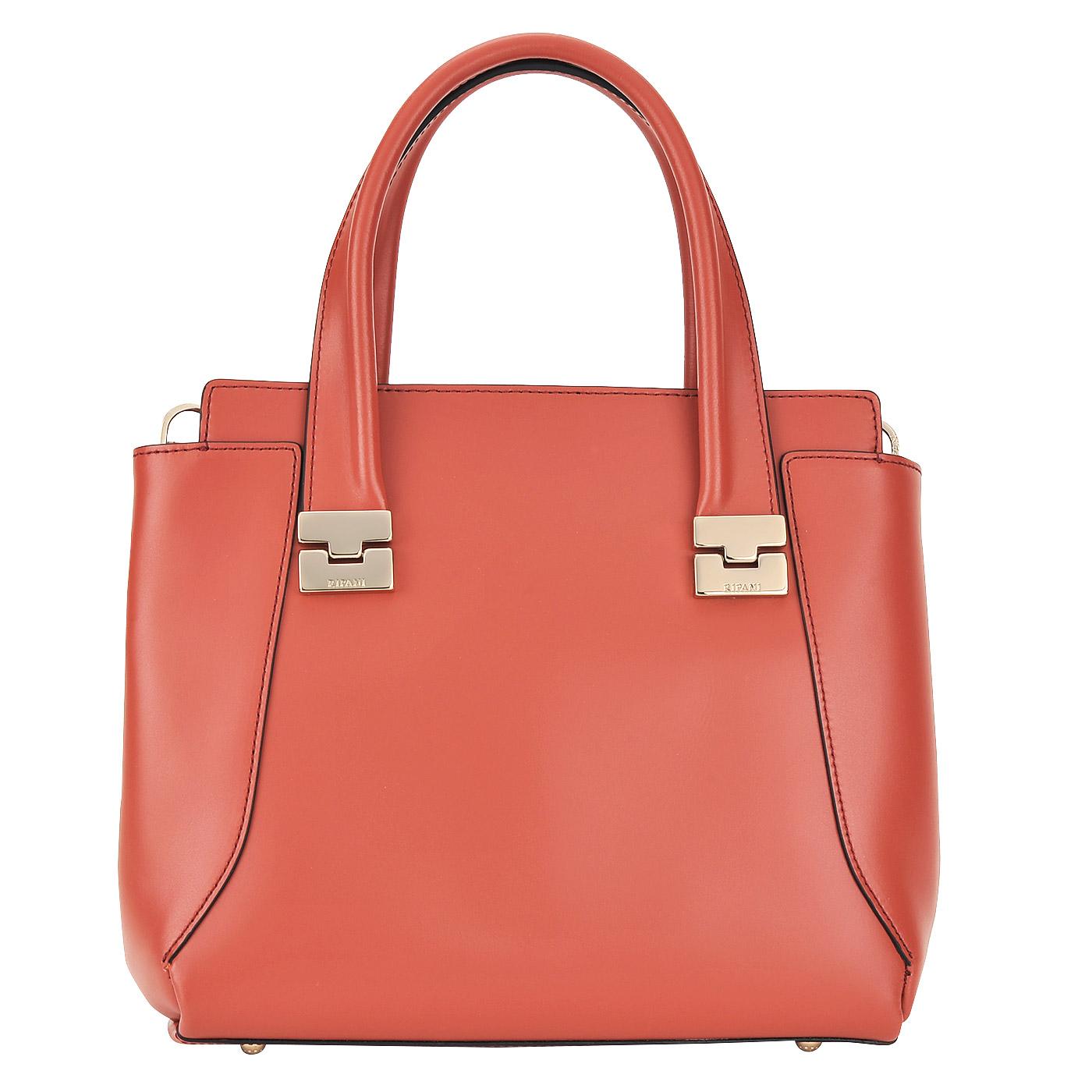СумкаКлассические сумки<br>Ripani, Rodonite, сумка жен, н/к, терракота<br>