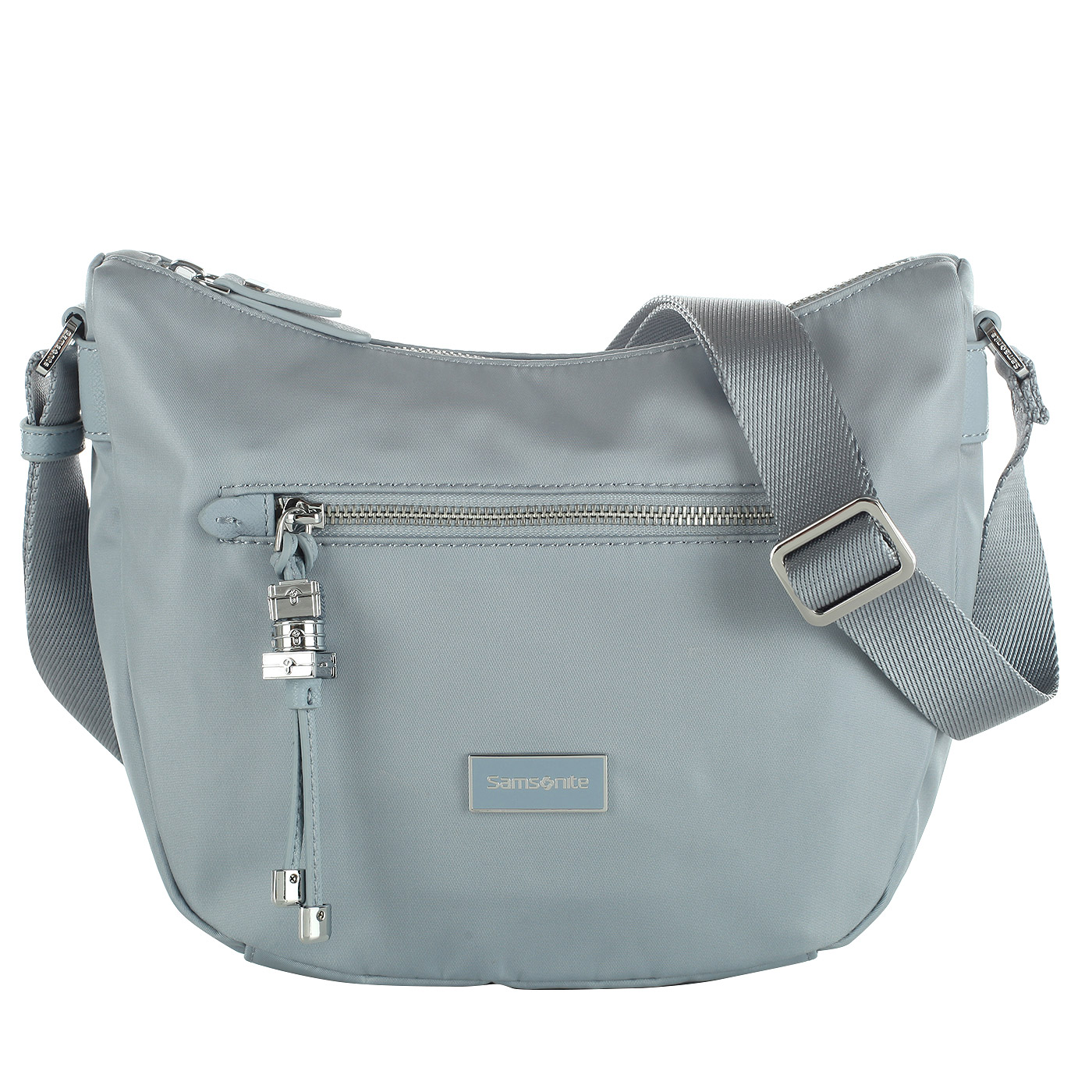 545683ad7e2b Голубая женская сумка Samsonite Karissa Голубая женская сумка Samsonite  Karissa ...