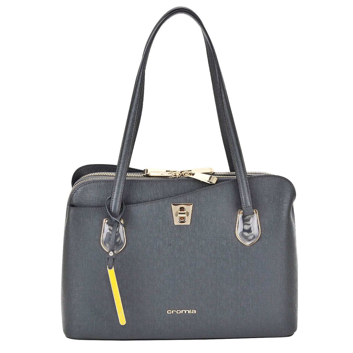 a6ea645335f3 Женская кожаная сумка Cromia Mina Женская кожаная сумка Cromia Mina ...