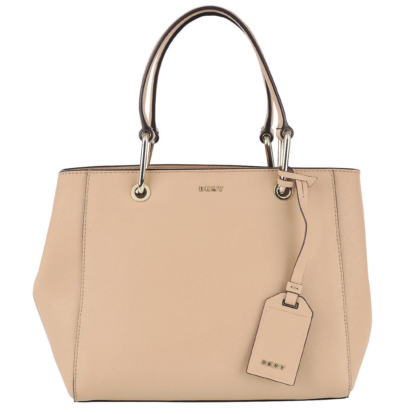 8e528e34ef9c Женская кожаная сумка DKNY Soft Saffiano Женская кожаная сумка DKNY Soft  Saffiano ...