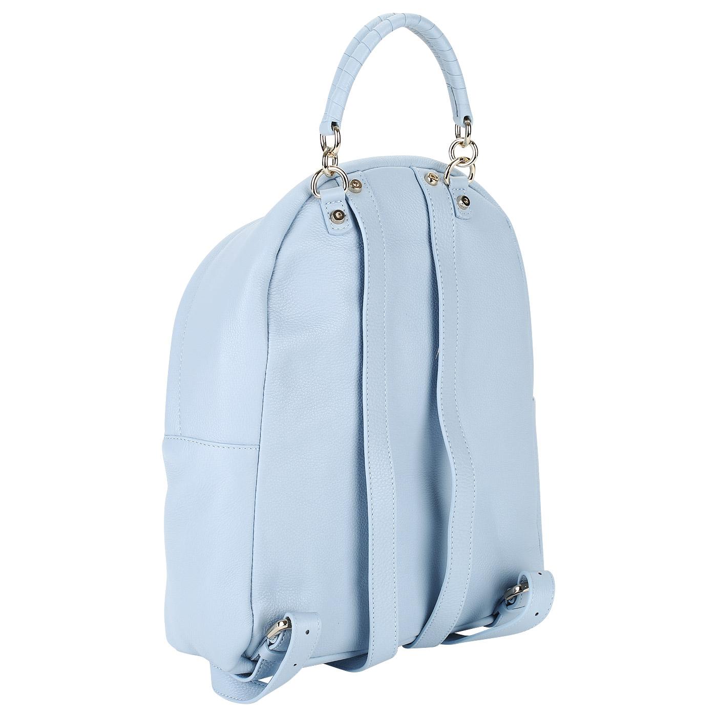 0c5c0b0bf277 Женский кожаный рюкзак Coccinelle Leonie BN0 14 01 01_iris ...