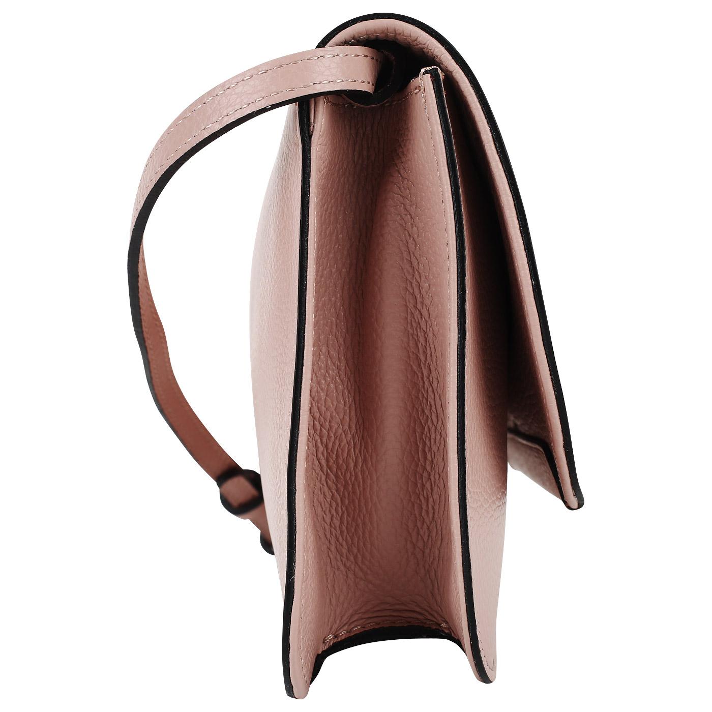 218296a3f771 Женский кожаный клатч с ремешком Coccinelle Melanie BQ0 19 01 ...