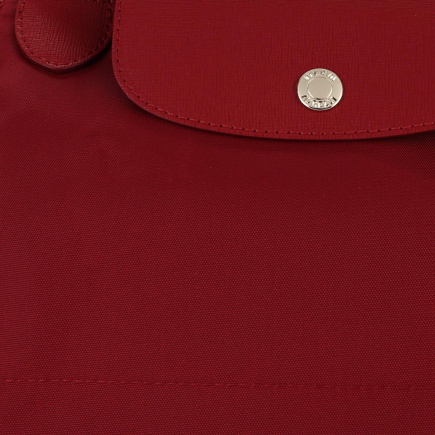 f7e6160400f4 Складная сумка-шоппер Aurelli S18006G_rosso - 2000557859920 красный ...