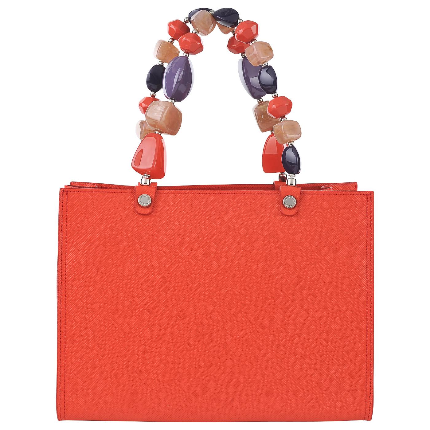 Женская кожаная сумка Roberta Gandolfi