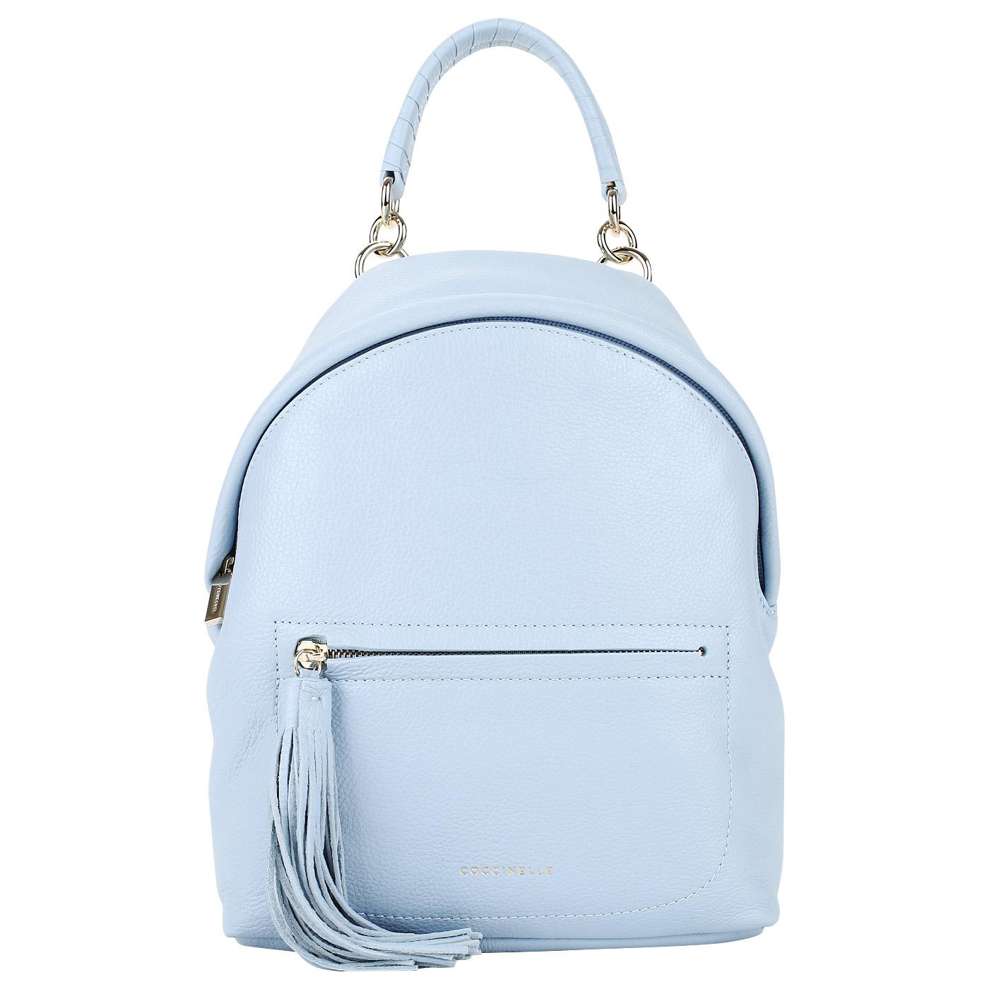 2ac73bda259f Компактный женский рюкзак Coccinelle Leonie Компактный женский рюкзак  Coccinelle Leonie ...