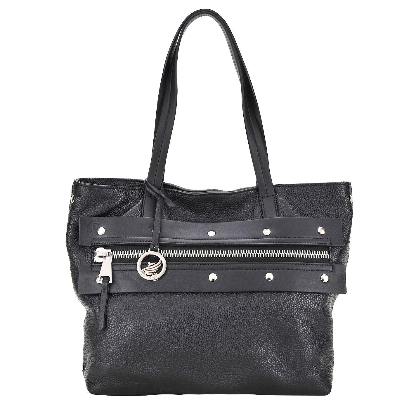 СумкаКлассические сумки<br>Закрывается на молнию и на магнитную кнопку. Внутри одно отделение, в котором карман на молнии и два кармашка для мелочей. Снаружи на передней стенке сумки карман на молнии.<br><br>count_sale: 30<br>new: 1<br>sale: 1