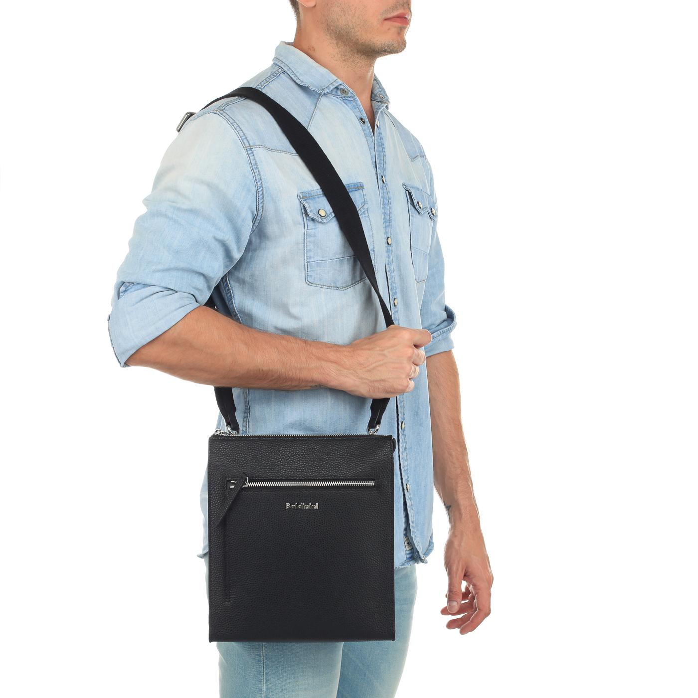 38820326a Мужская сумка-планшет Baldinini Brian G81PMG100022_black ...