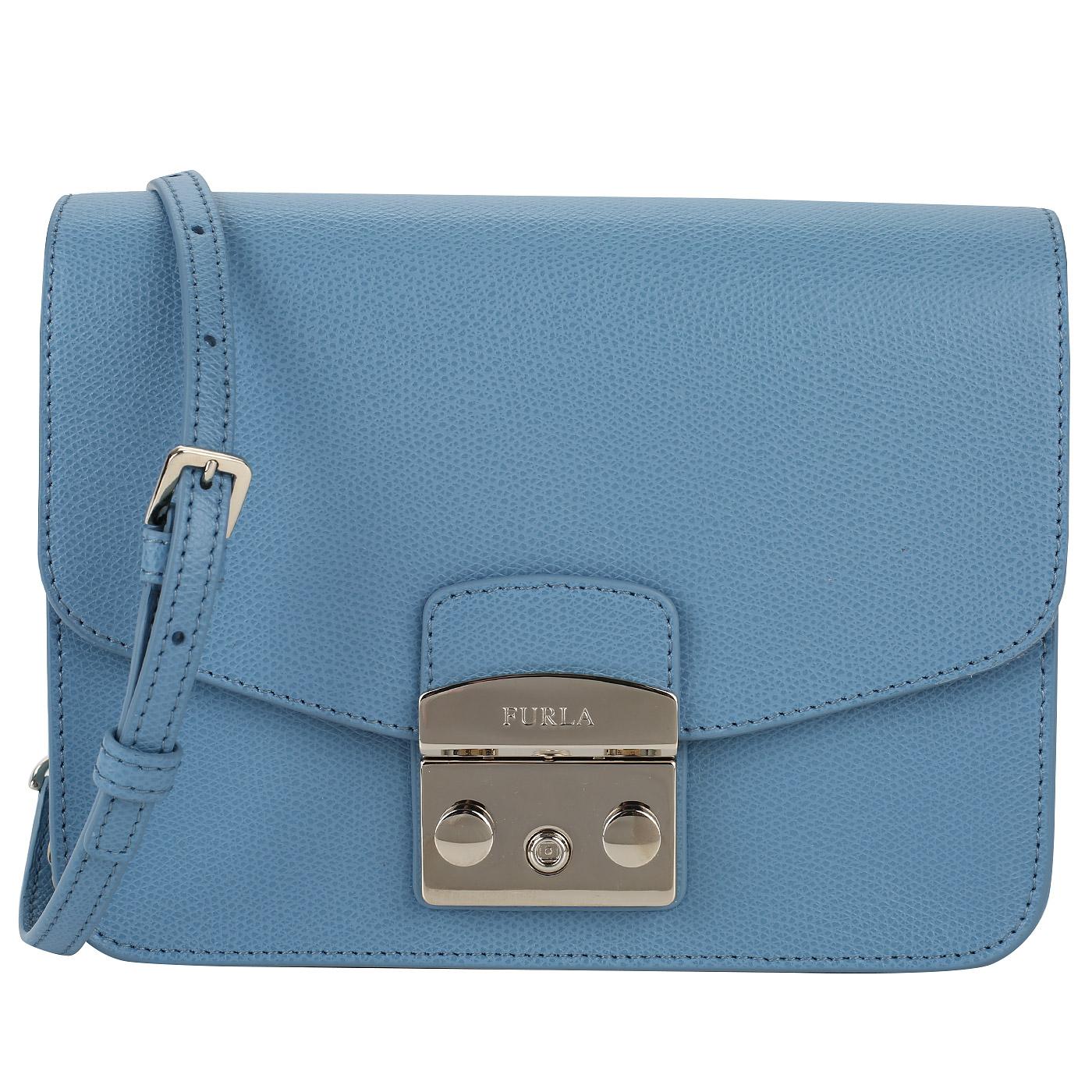 f9491884009d Маленькая сумочка из натуральной кожи Furla Metropolis Маленькая сумочка из  натуральной кожи Furla Metropolis ...