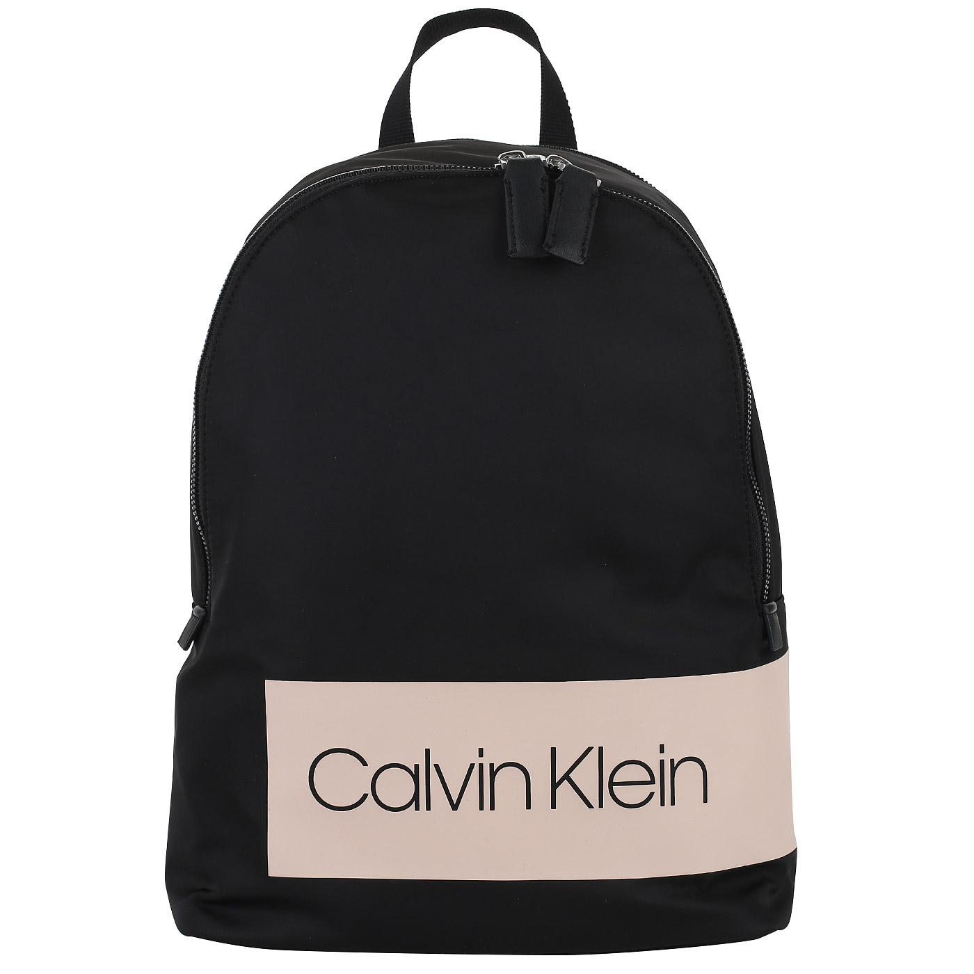 Рюкзак на молнии Calvin Klein Jeans Pre Fall K60K604282 001 ... 2d71c88c143