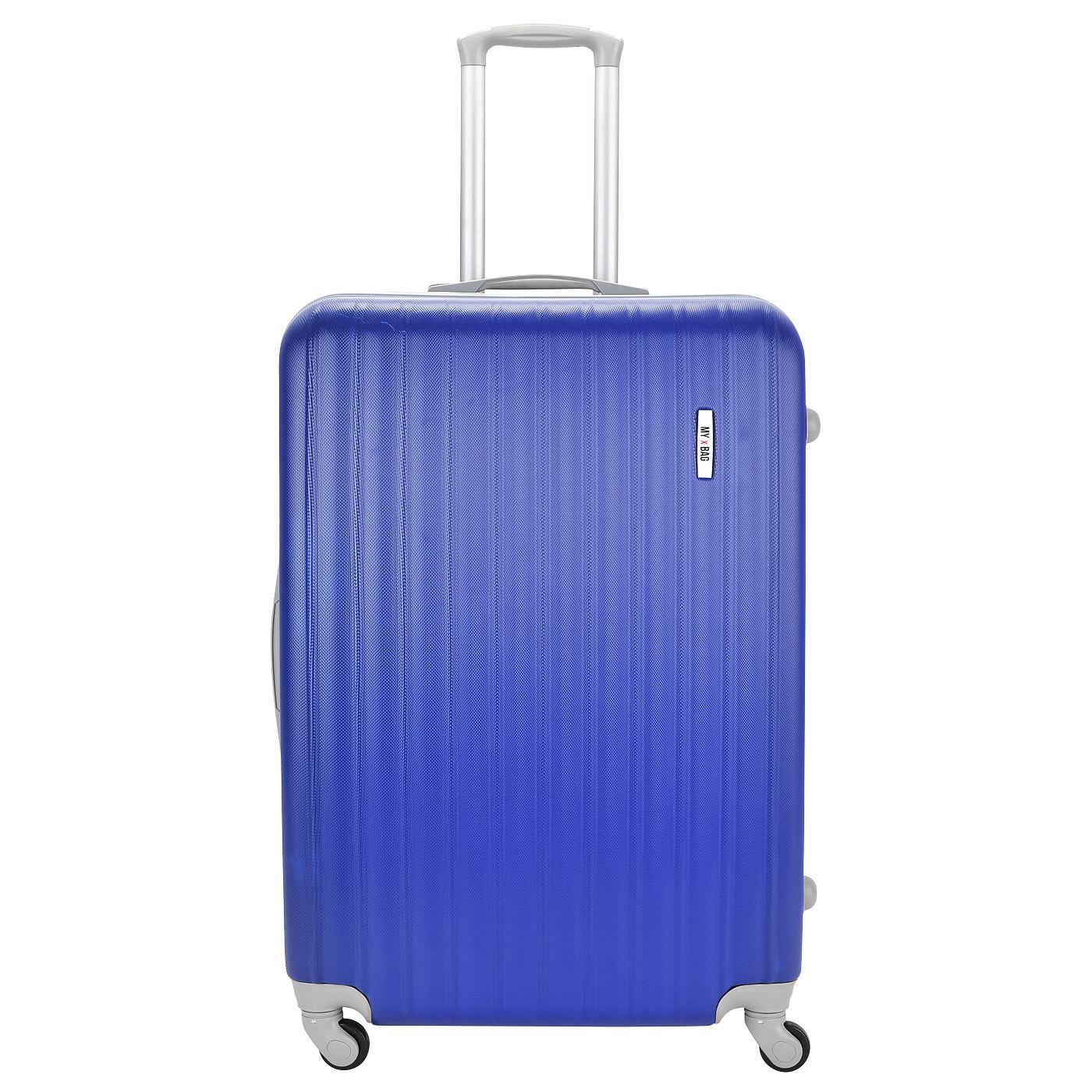 Чемодан на колесах MyxBag MXB-light blue-L-i - 2000557764682 синий ... 4ec4cfa5dd5