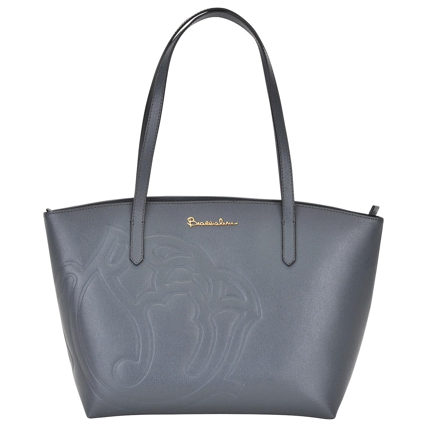 1075c5326a69 Женская кожаная сумка Braccialini Ninfea Женская кожаная сумка Braccialini  Ninfea ...