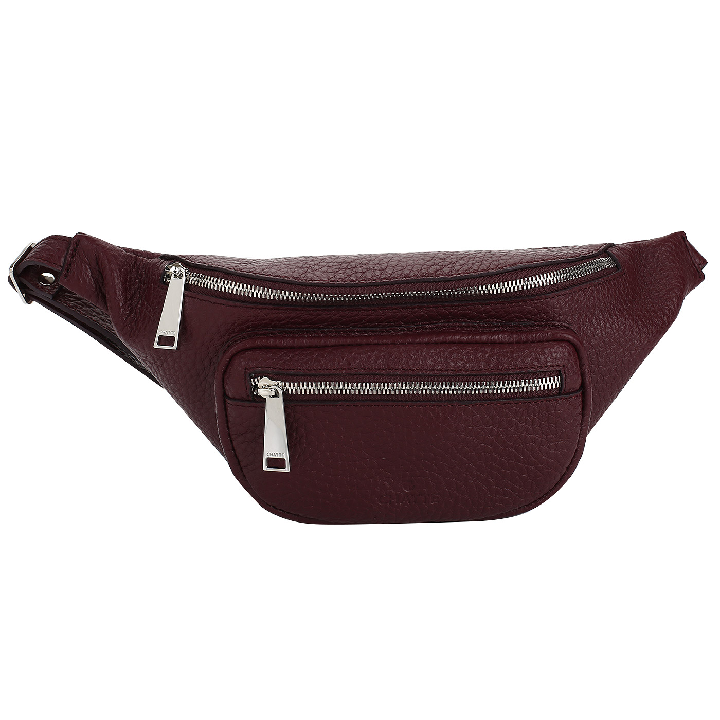 0d8efbd587b8 Бордовая поясная сумка Chatte DB9417_bordo - 2000557910317 бордовый ...