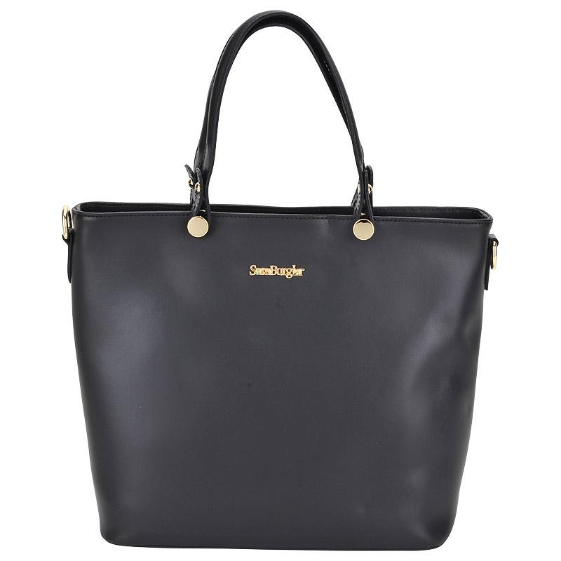 СумкаКлассические сумки<br>Sara Burglar, Diva, сумка жен, н/к, черн.<br>