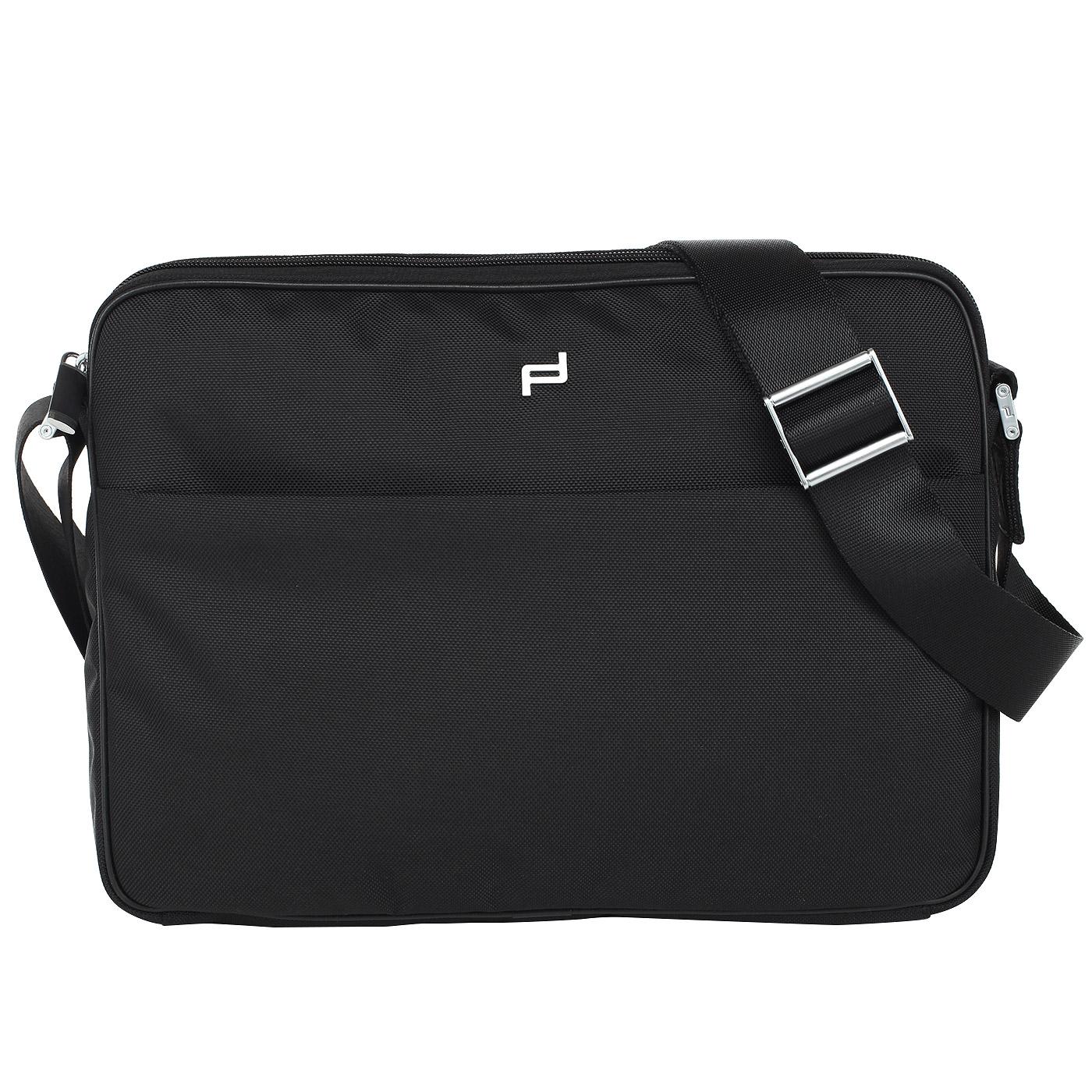 f15d13708ead ... Мужская тканевая сумка через плечо Porsche Design Roadster SC ...