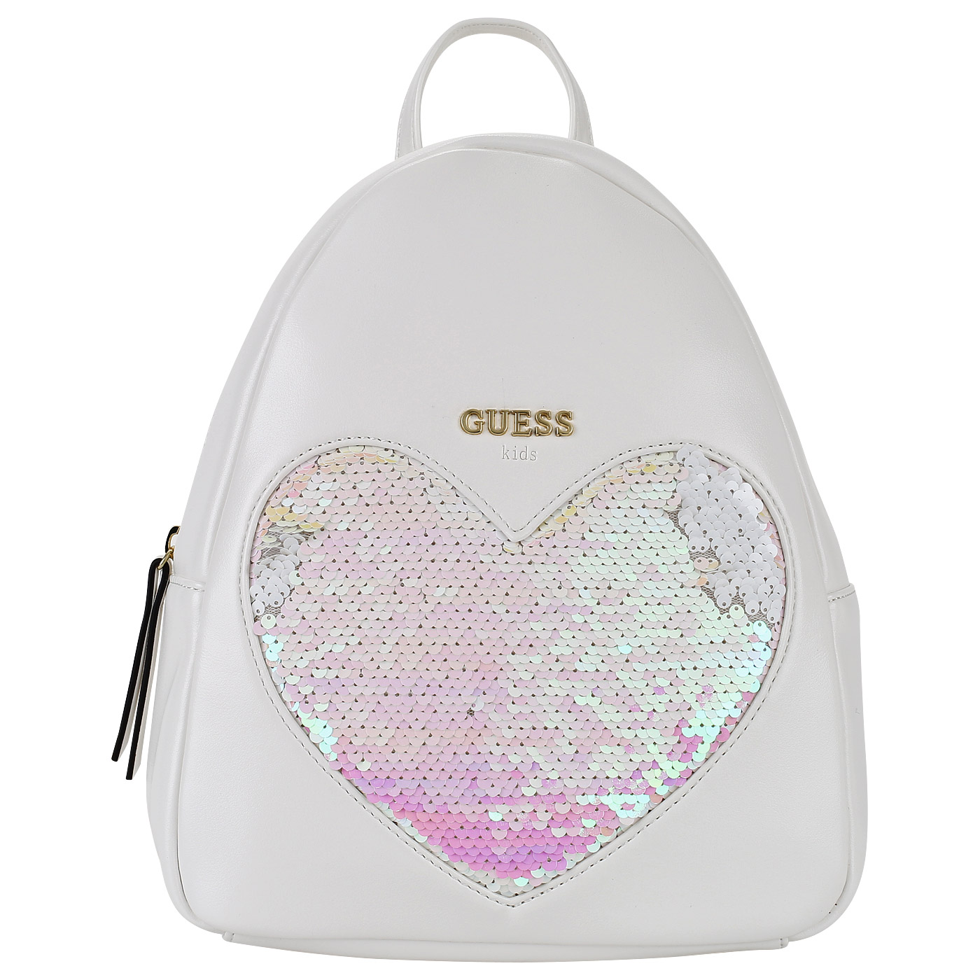 860dc1aee553 Рюкзак с пайетками Guess Kids J92Z07 W9CS0_true white ...