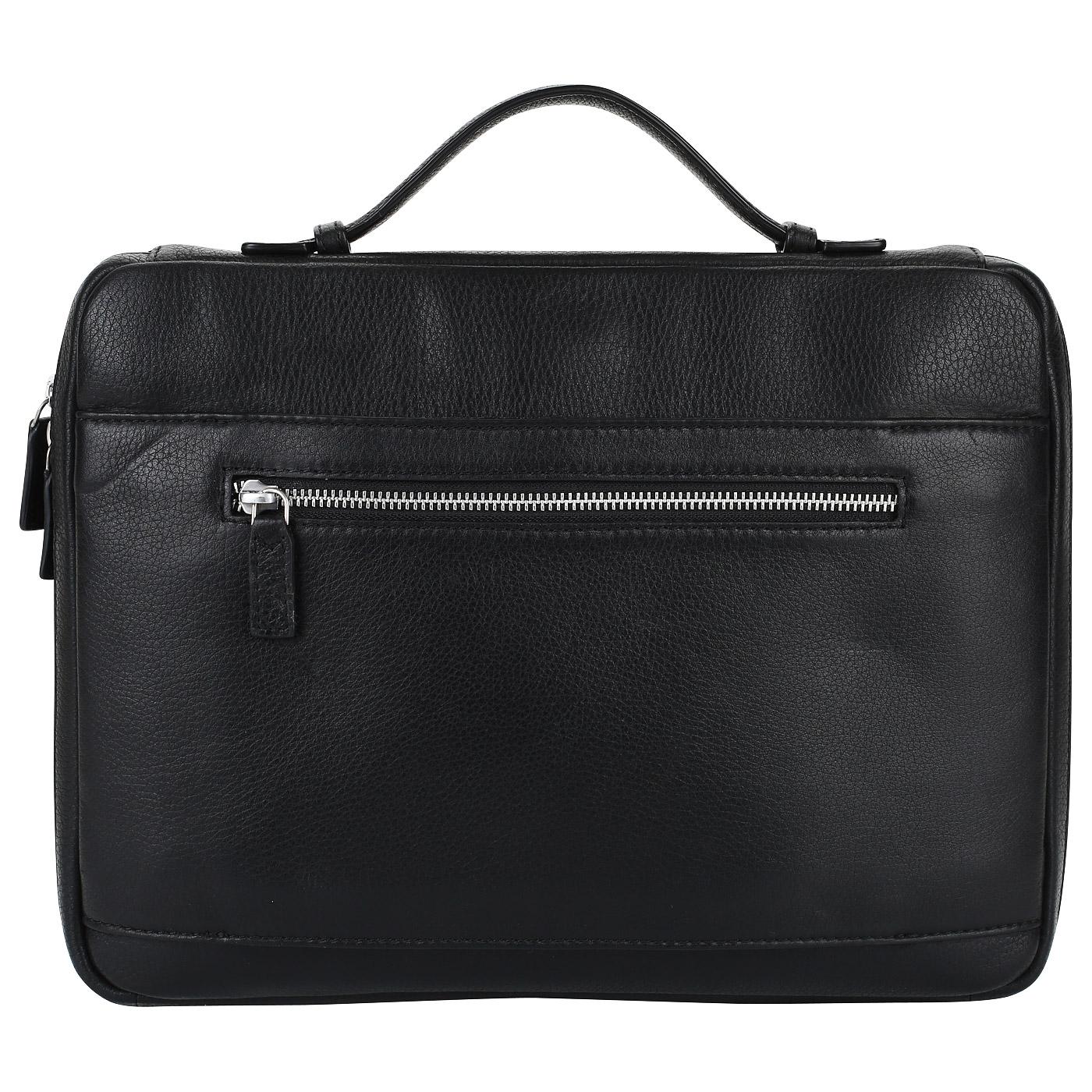 41b3a163099c ... Мужская деловая сумка на молнии Cerruti 1881 Cerrutis ...