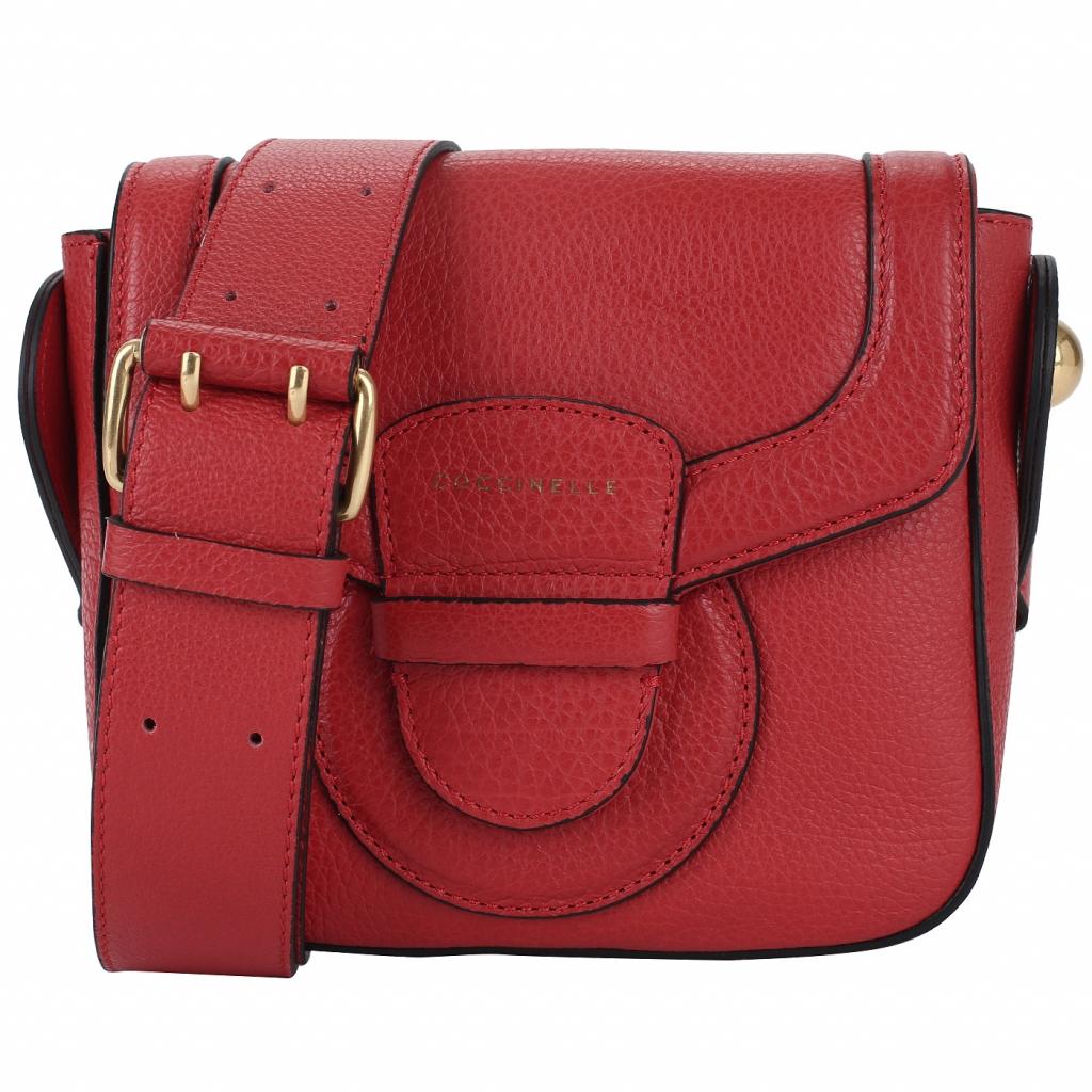 Кожаная сумочка Coccinelle Vega